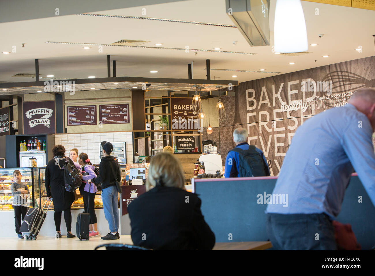 Interior Coffee Shop Australia Stock Photos Interior Coffee Shop