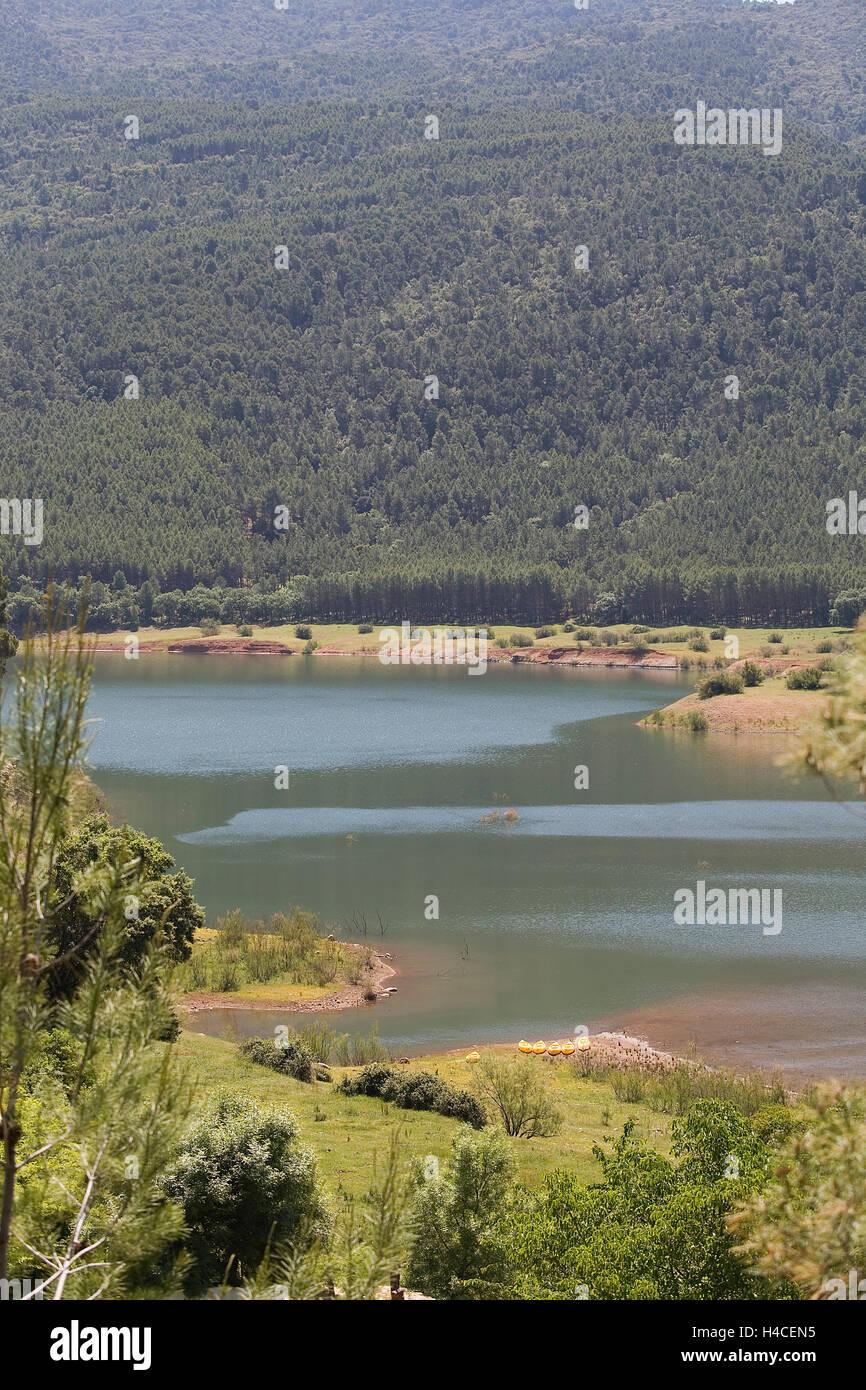 Cazorla, Jaen Province, Andalusia, Spain - Stock Image