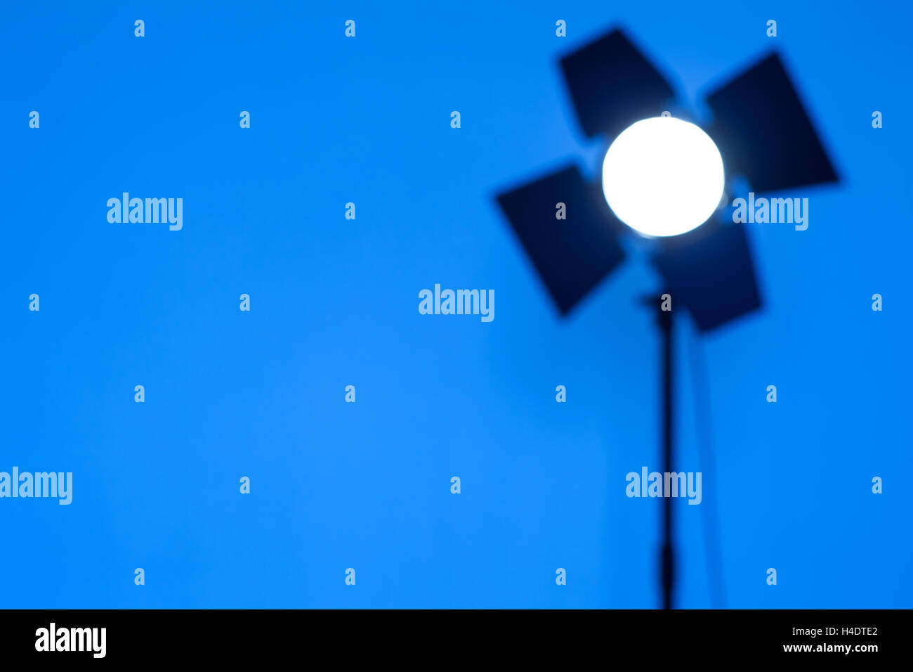 Photographic Equipment for photo shoots. - Stock Image
