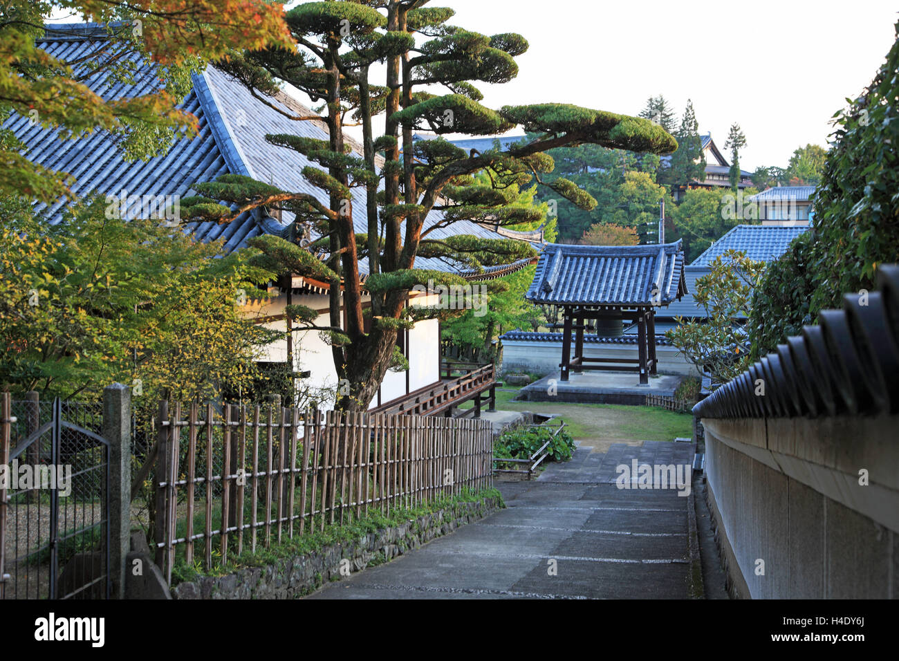 Japan, Nara, Kofukuji Temple, UNESCO World Heritage - Stock Image