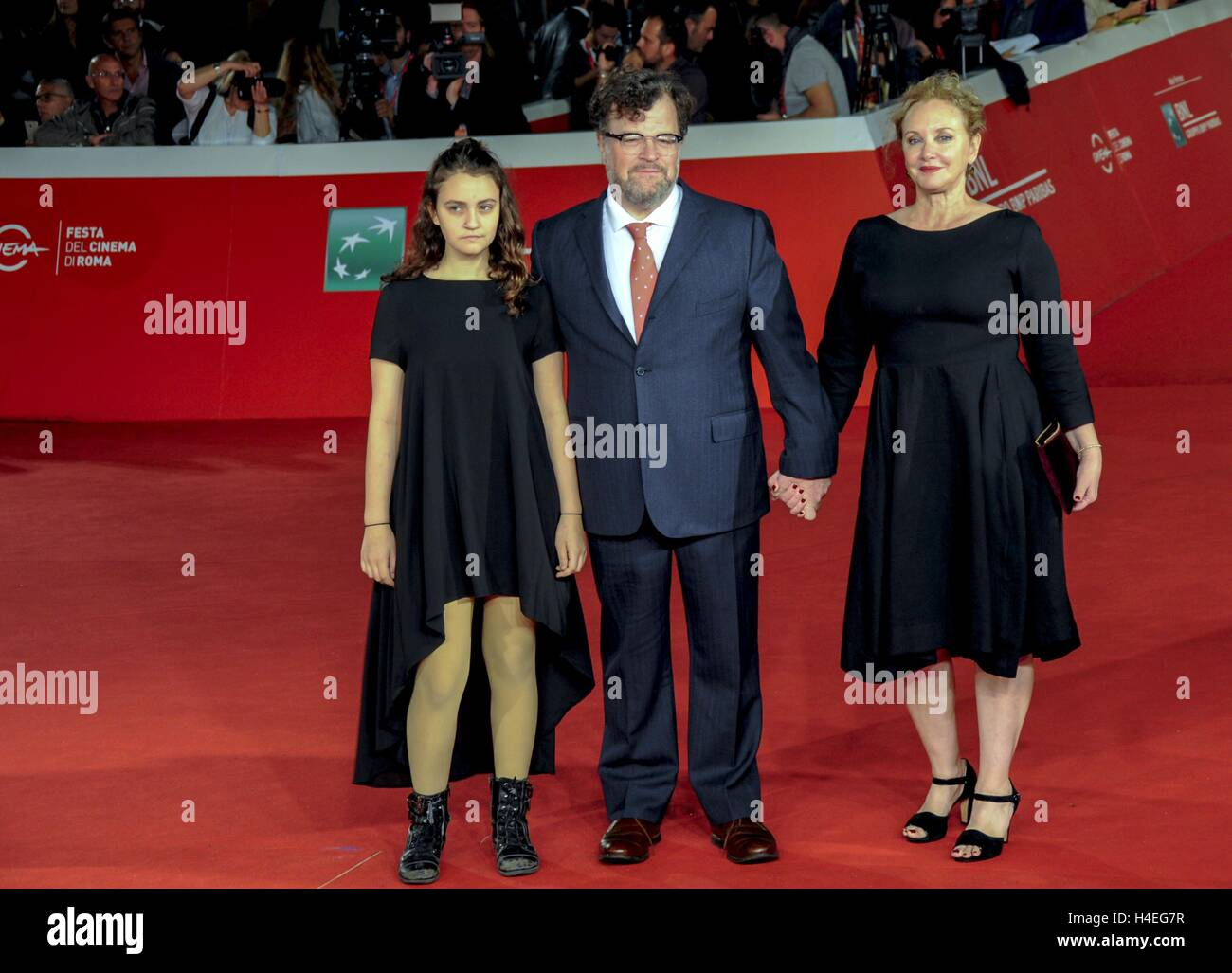 The director Kenneth Lonergan presents his film 'Manchester by the Sea' at the 11th festival in Rome at - Stock Image