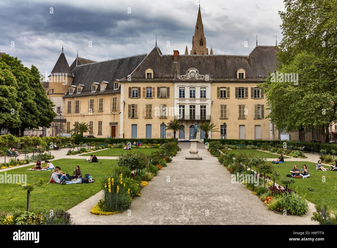 Hotel Lesdiguieres, Grenoble, Rhone-Alpes region, department of ...