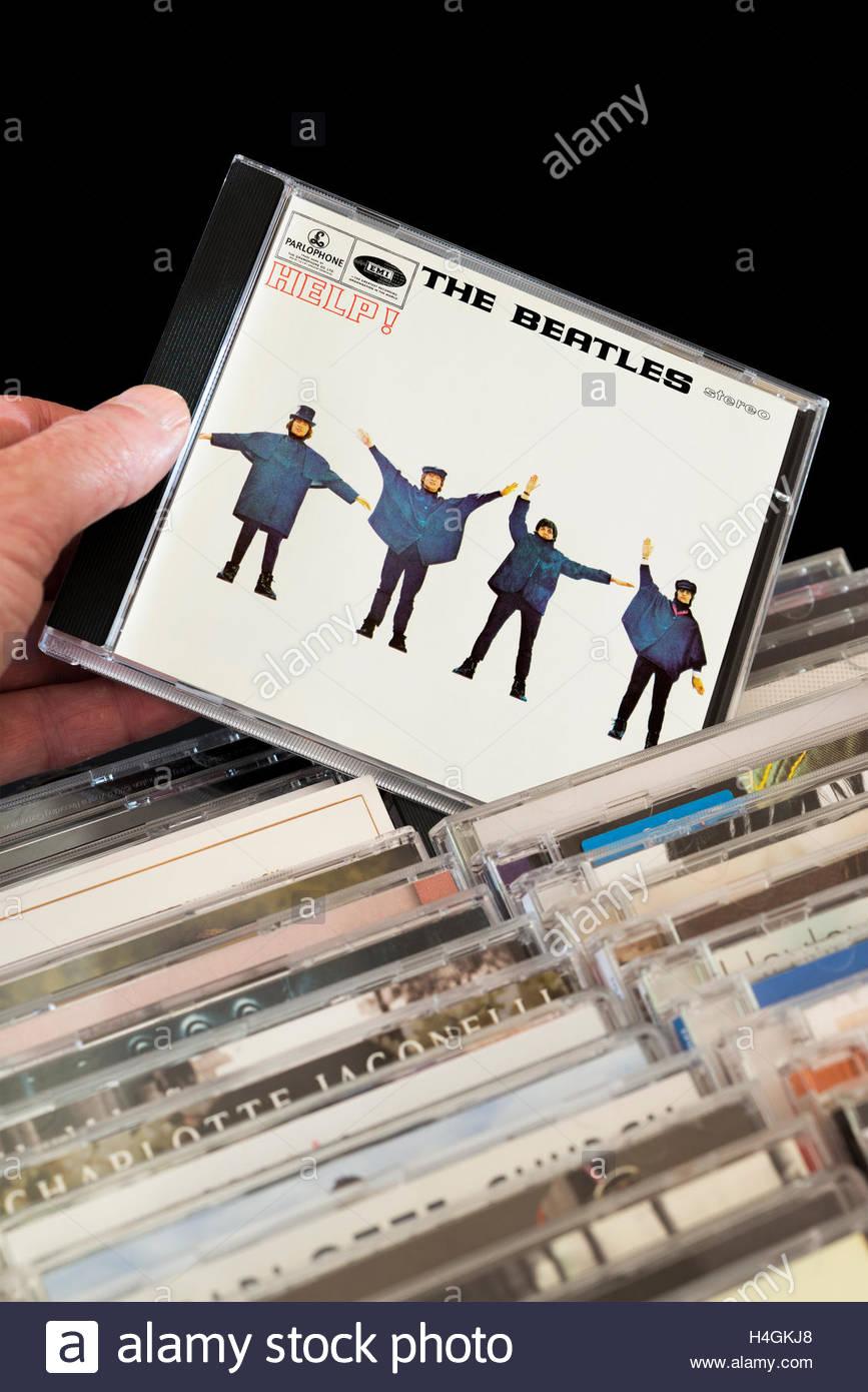 Beatles Albums Stock Photos Amp Beatles Albums Stock Images