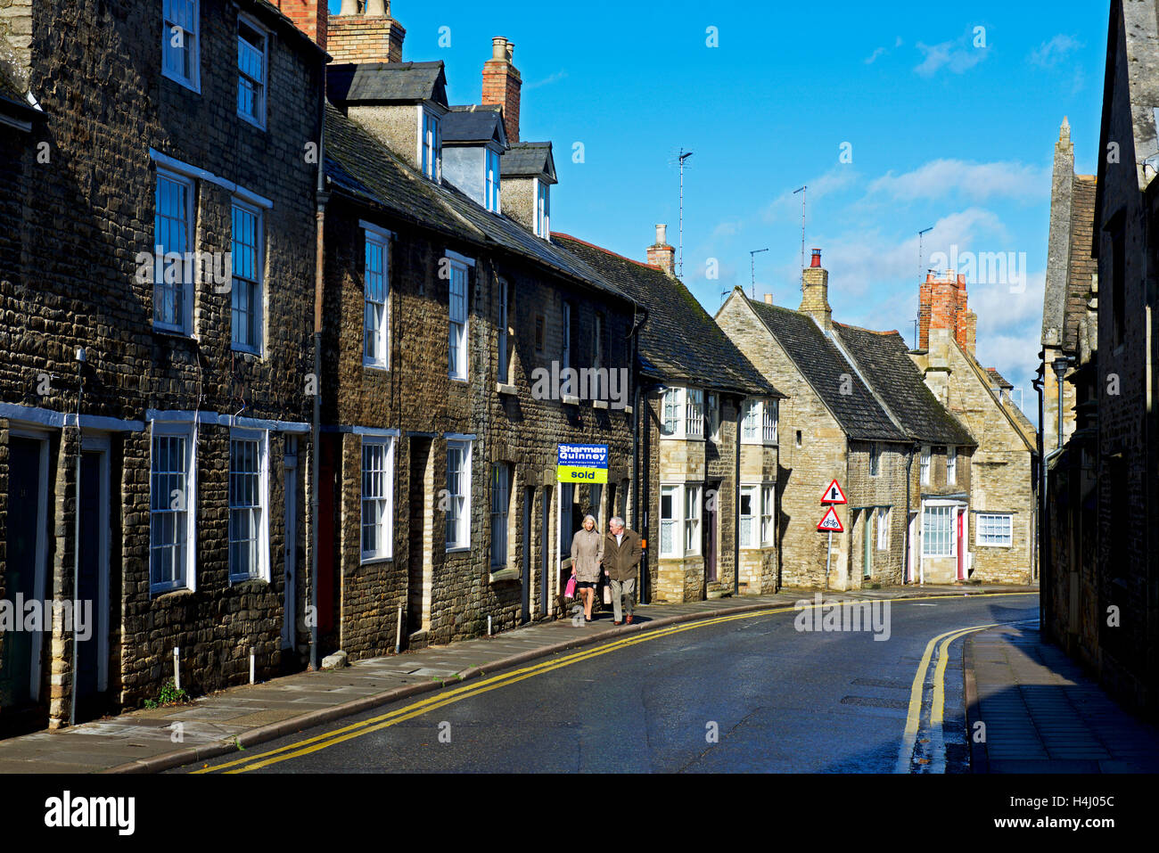 Oundle, Northamptonshire, England UK - Stock Image