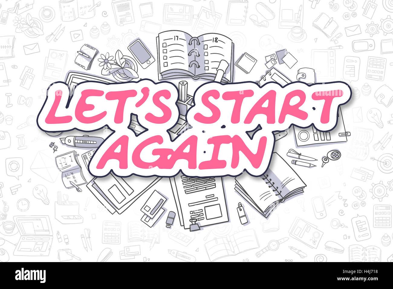 Lets Start Again
