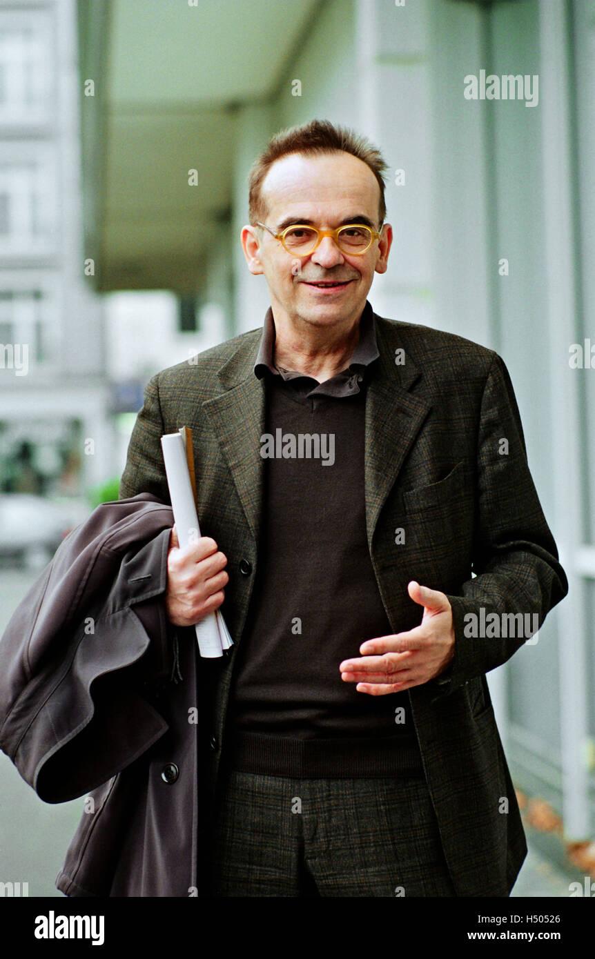 Anselm Glueck, 2008 Stock Photo