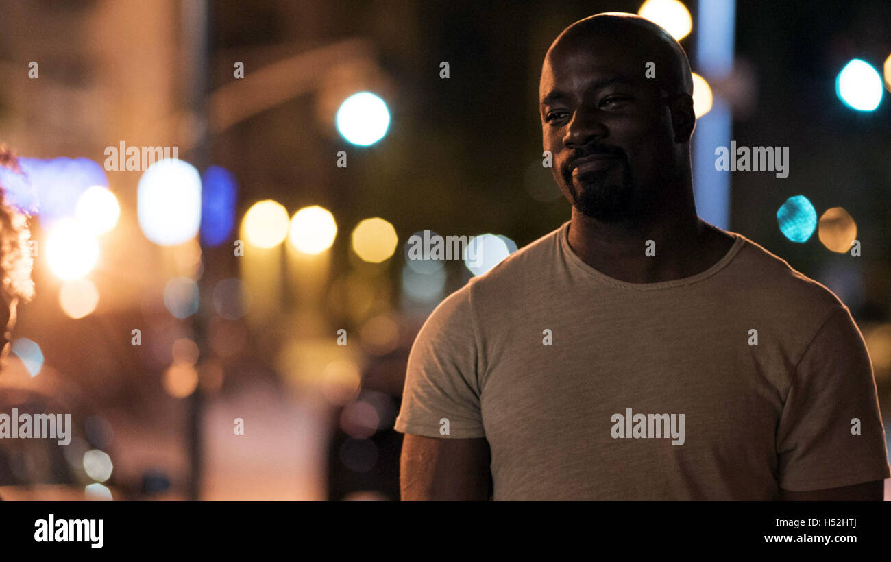 Marvel's Luke Cage, or simply Luke Cage, is an American web television series created for Netflix by Cheo Hodari Stock Photo