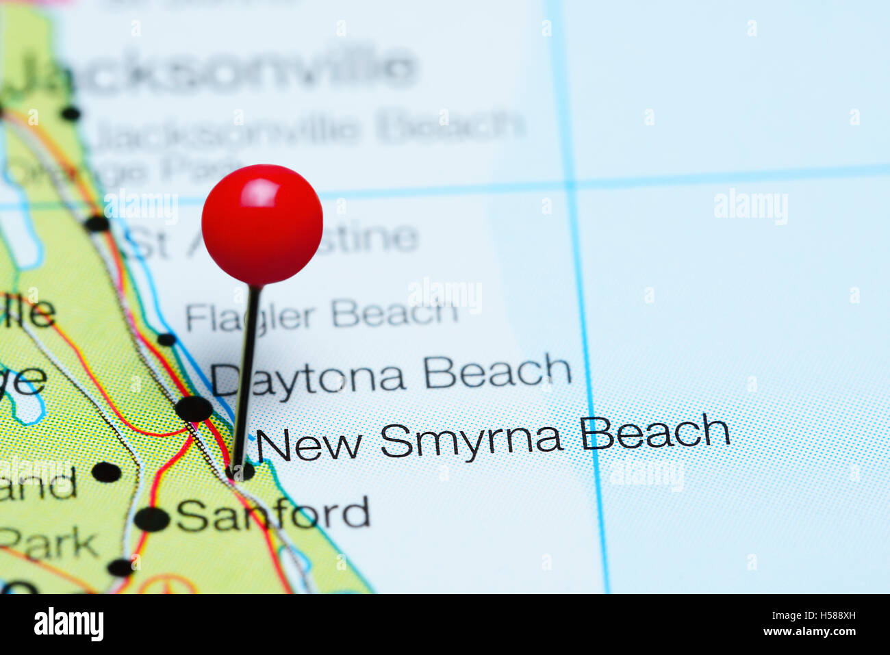 New Smyrna Beach Florida Stock s & New Smyrna Beach Florida