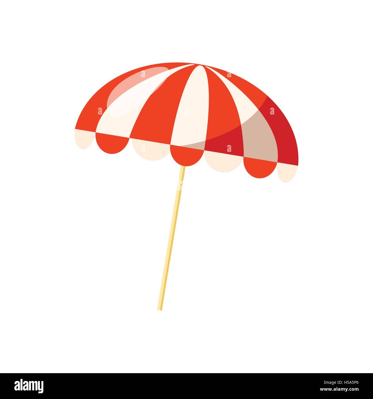 Strip umbrela comic