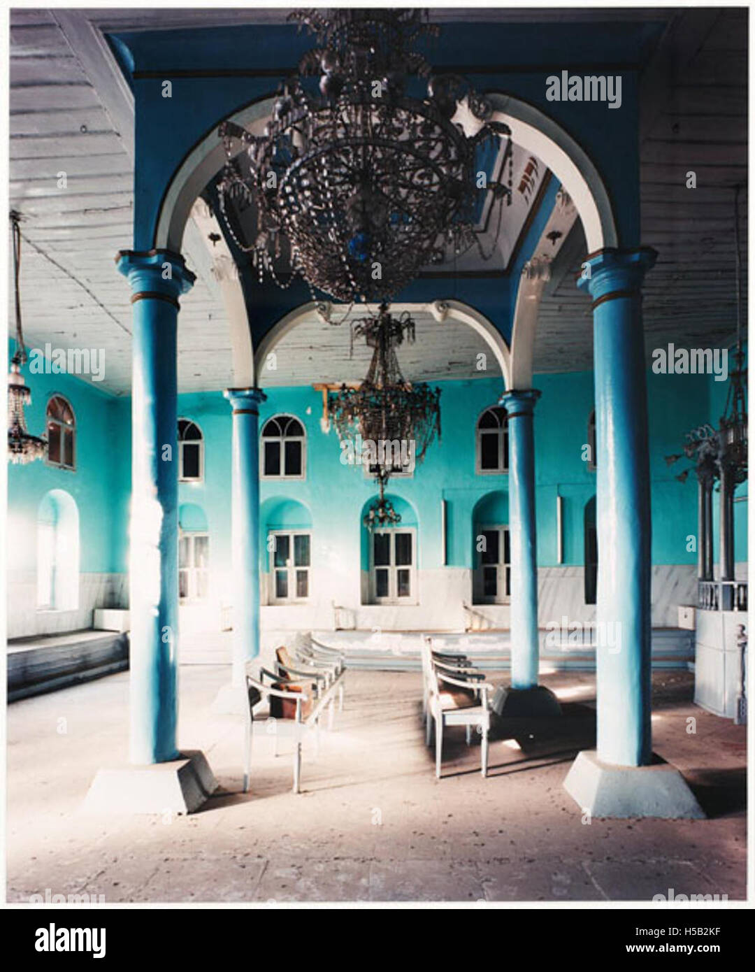 Izmir Synagogue High Resolution Stock Photography And Images Alamy