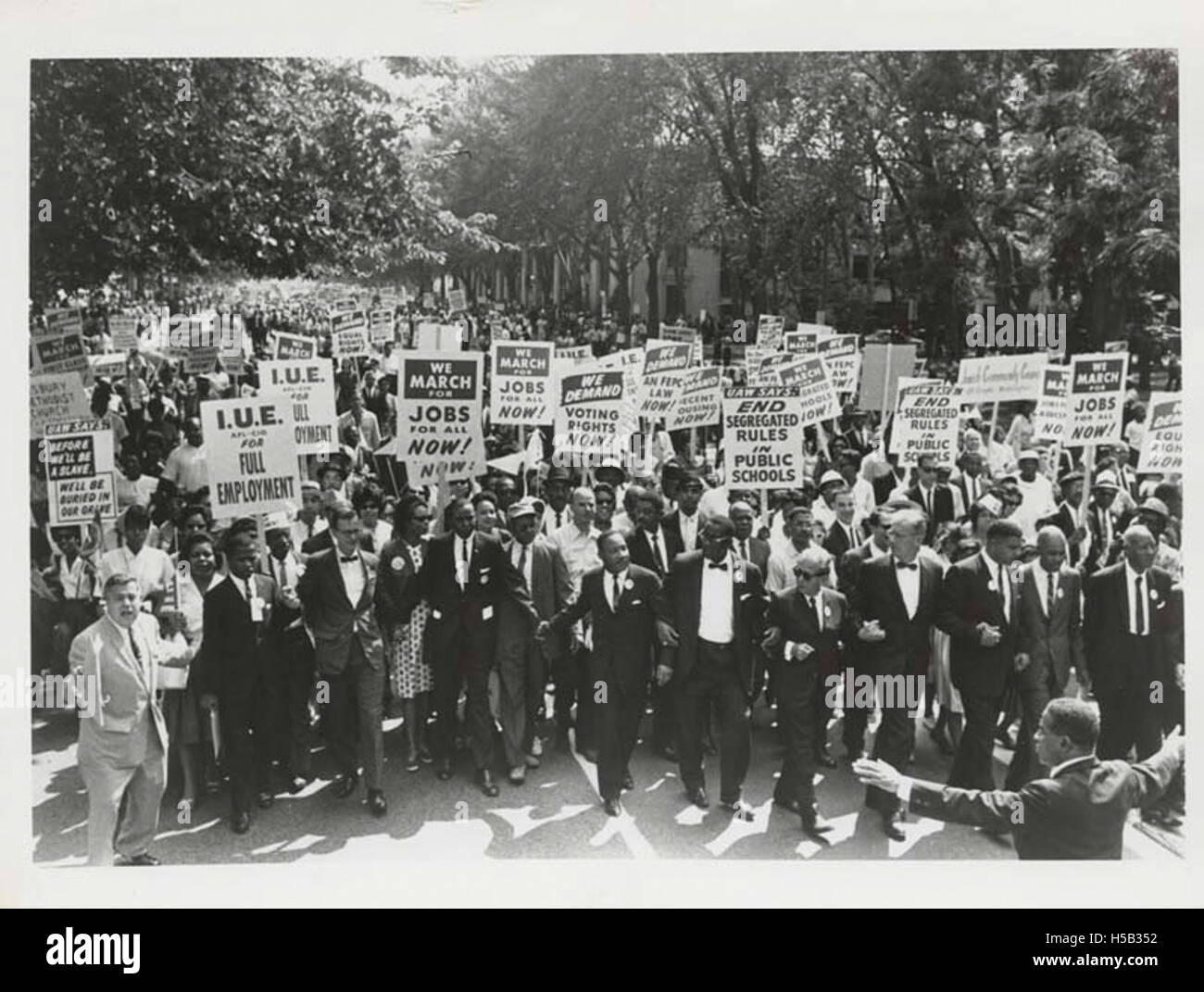 March On Washington For Jobs And Freedom Martin Luther King Jr