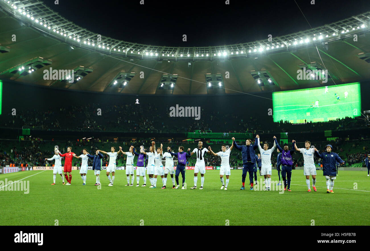 Soccer Europa League Group Stage Group I Third Match Day Ffc Stock Photo Alamy