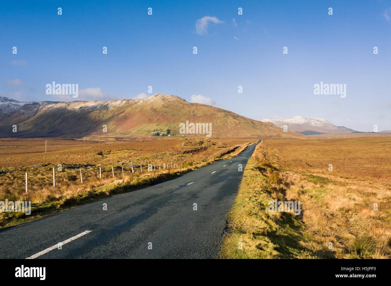 County Mayo in Ireland Stock Photo