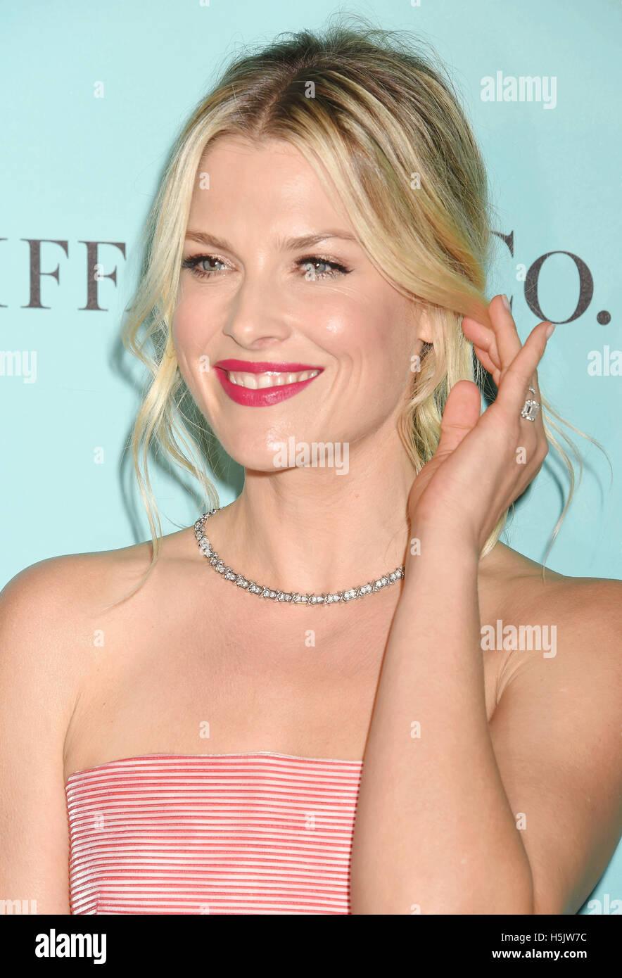 ALI LARTER  US film actress in October 2016. Photo Jeffrey Mayer - Stock Image