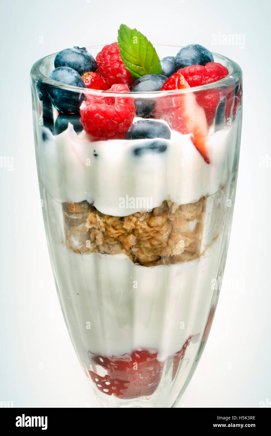 yogurt - Stock Image