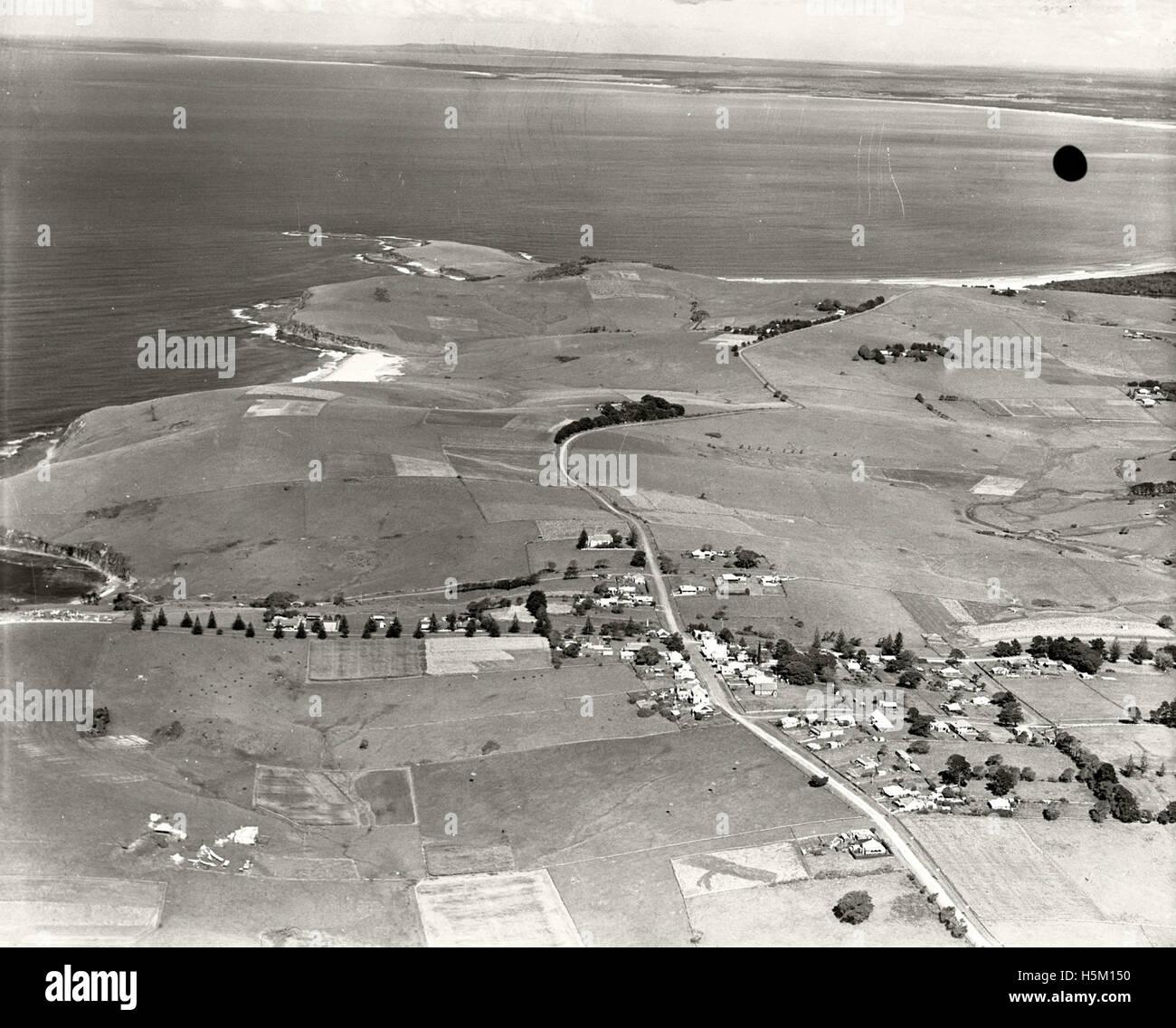 Gerringong - 1936 - Stock Image