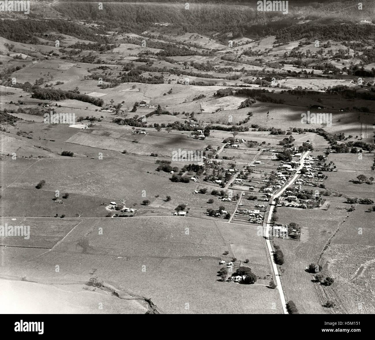 Jamberoo-South Coast-1936 RAHS - Stock Image