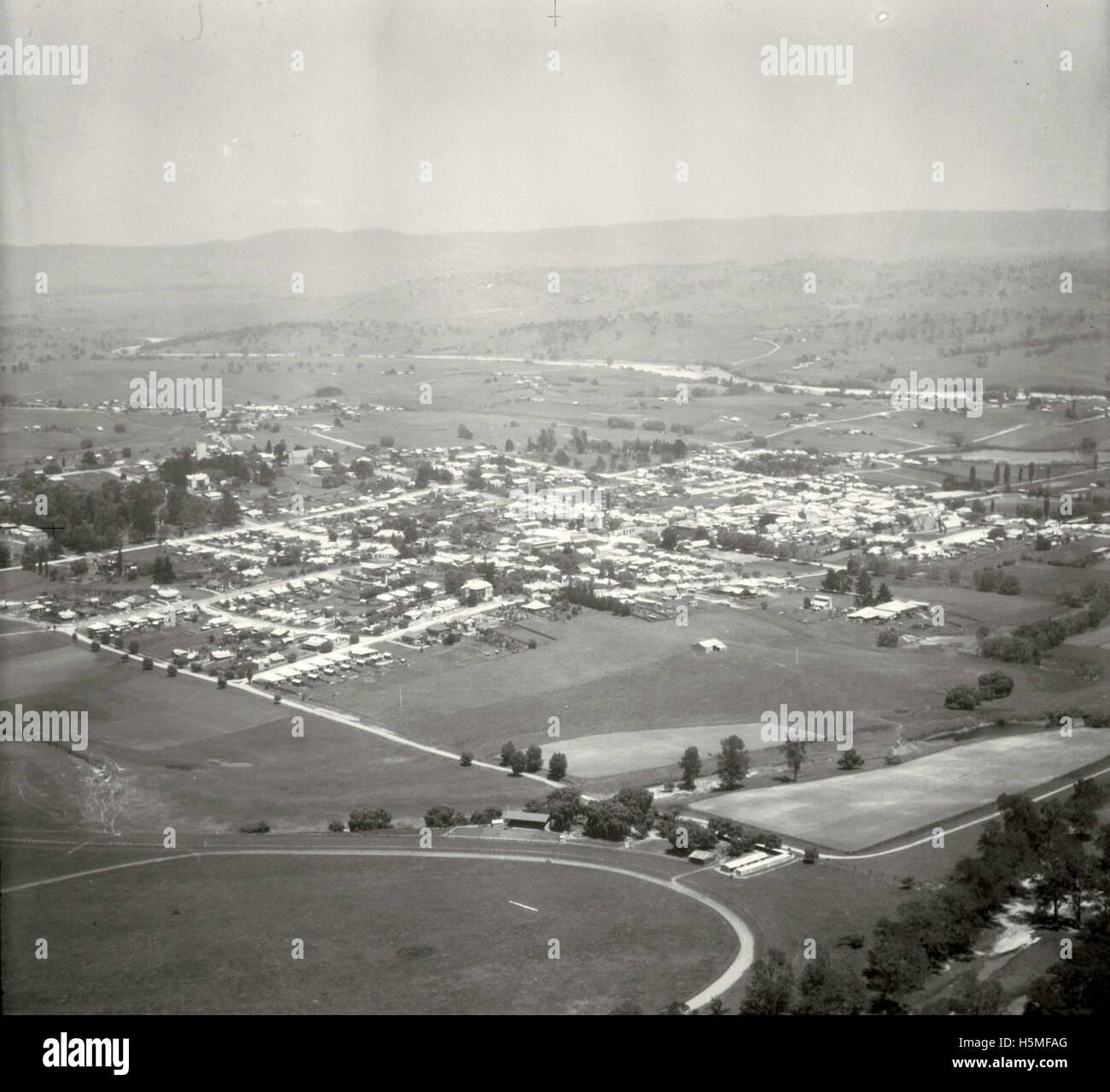 Bega - 17 Nov 1937 - Stock Image