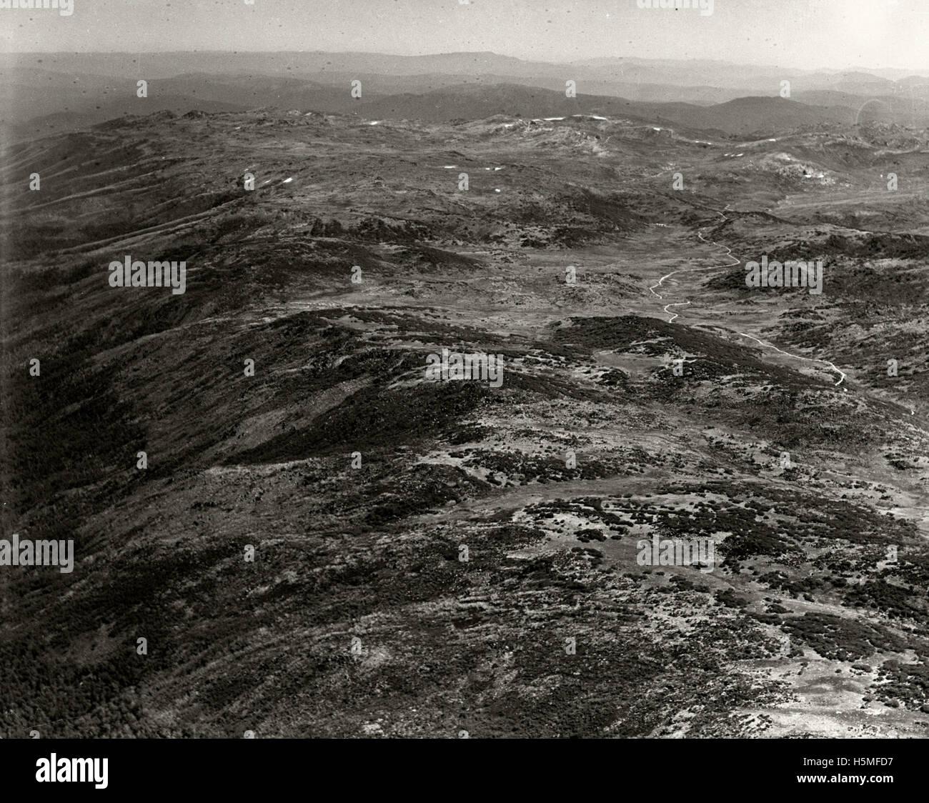 Kosciusko Summit - 11 Mar 1937 - Stock Image