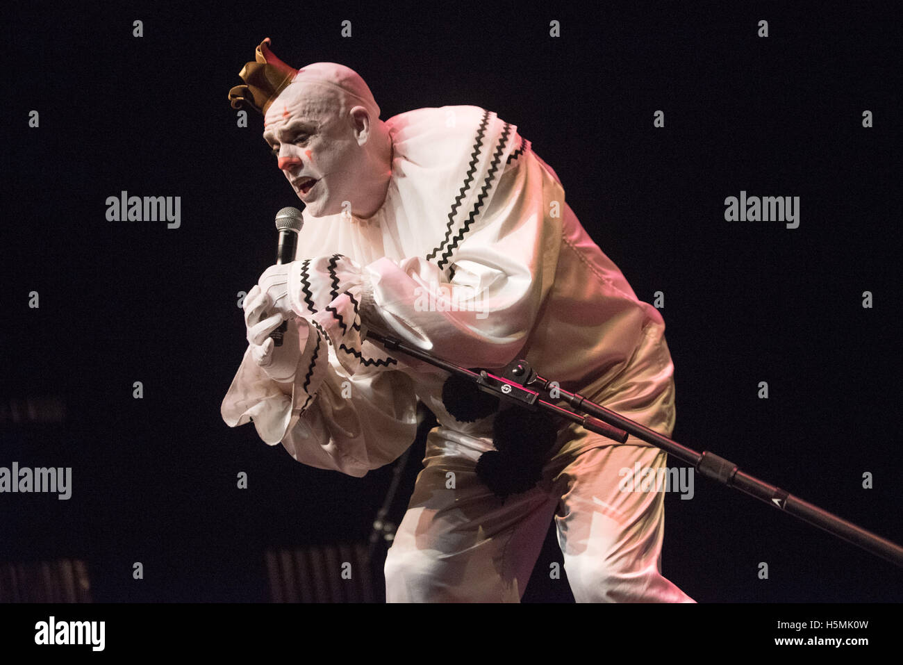 puddles pity party performs at bumbershoot festival on september 7