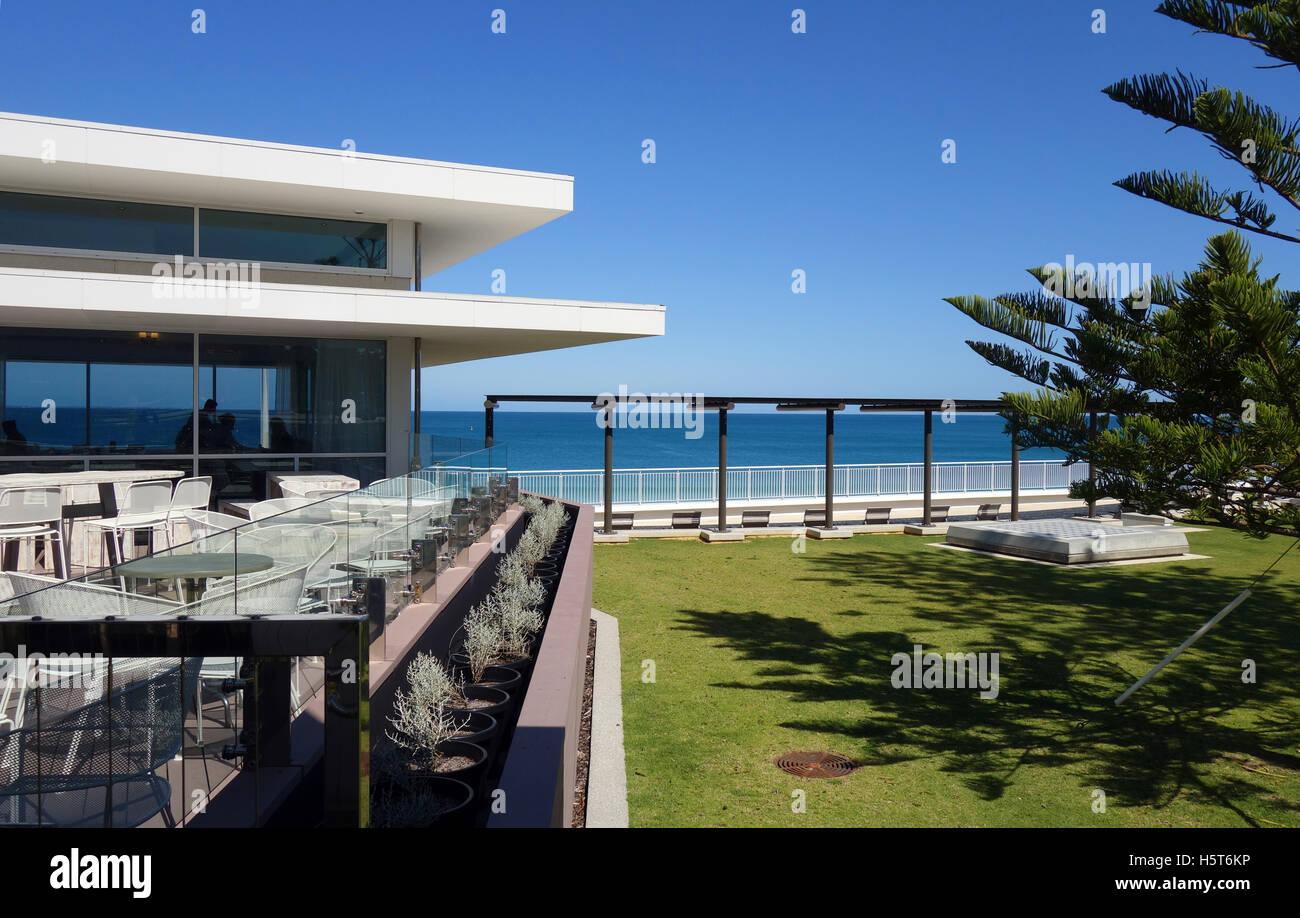 Hampton S Restaurant Overlooking The Indian Ocean City