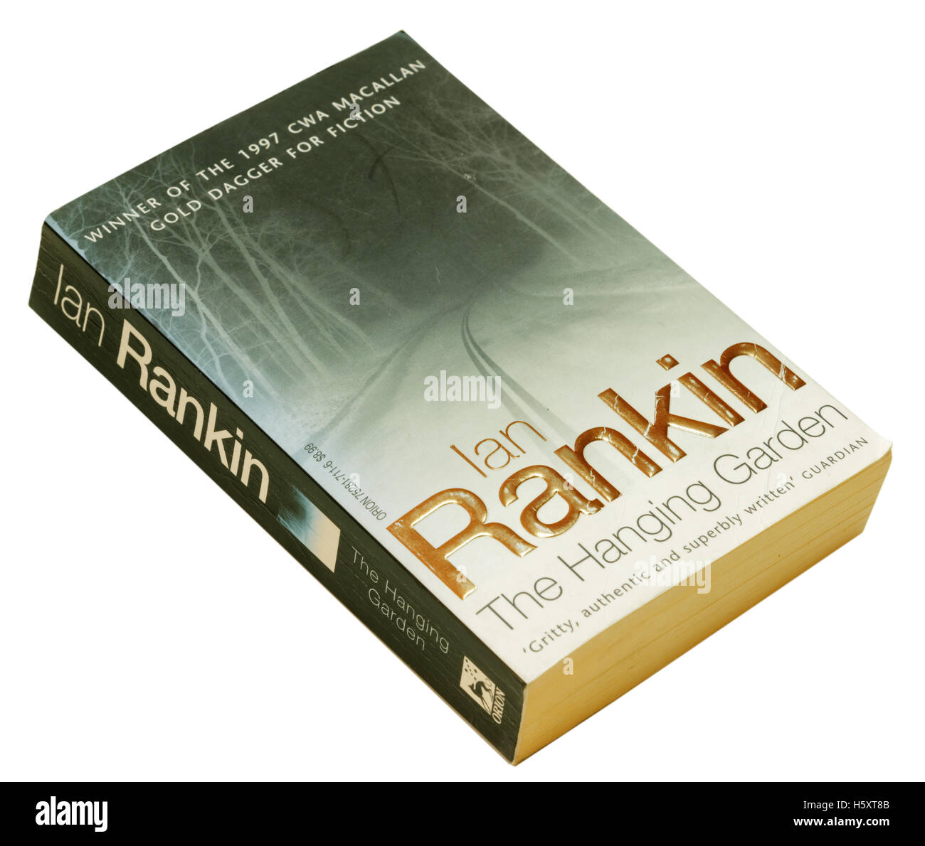 The Hanging Garden by Ian Rankin - Stock Image