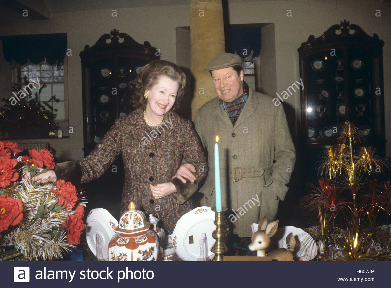 File Photo Dated 28 02 81 Of The 8th Earl Spencer Father Of Princess Stock Photo Alamy