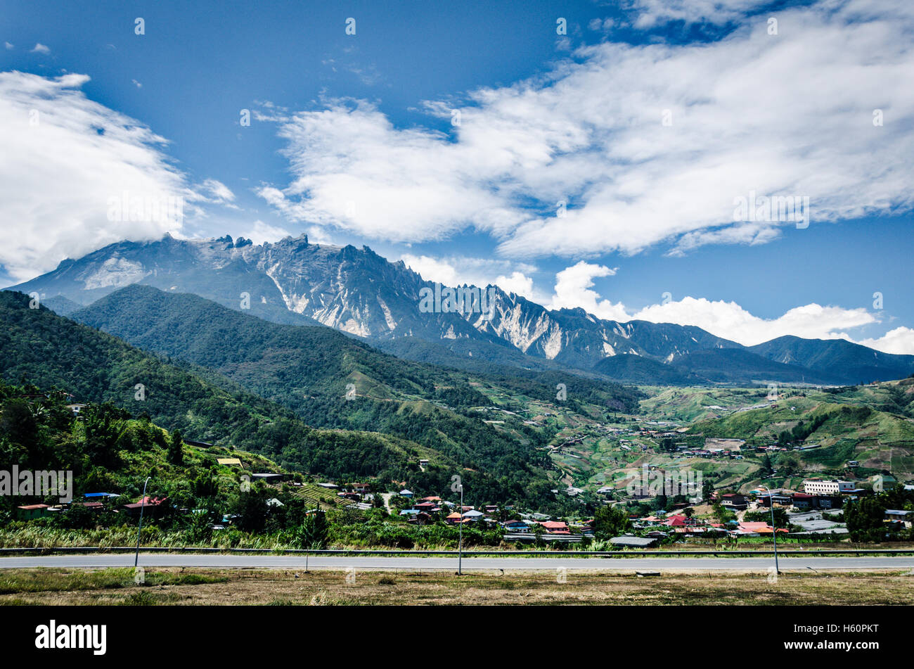Gunung Kinabalu High Resolution Stock Photography And Images Alamy