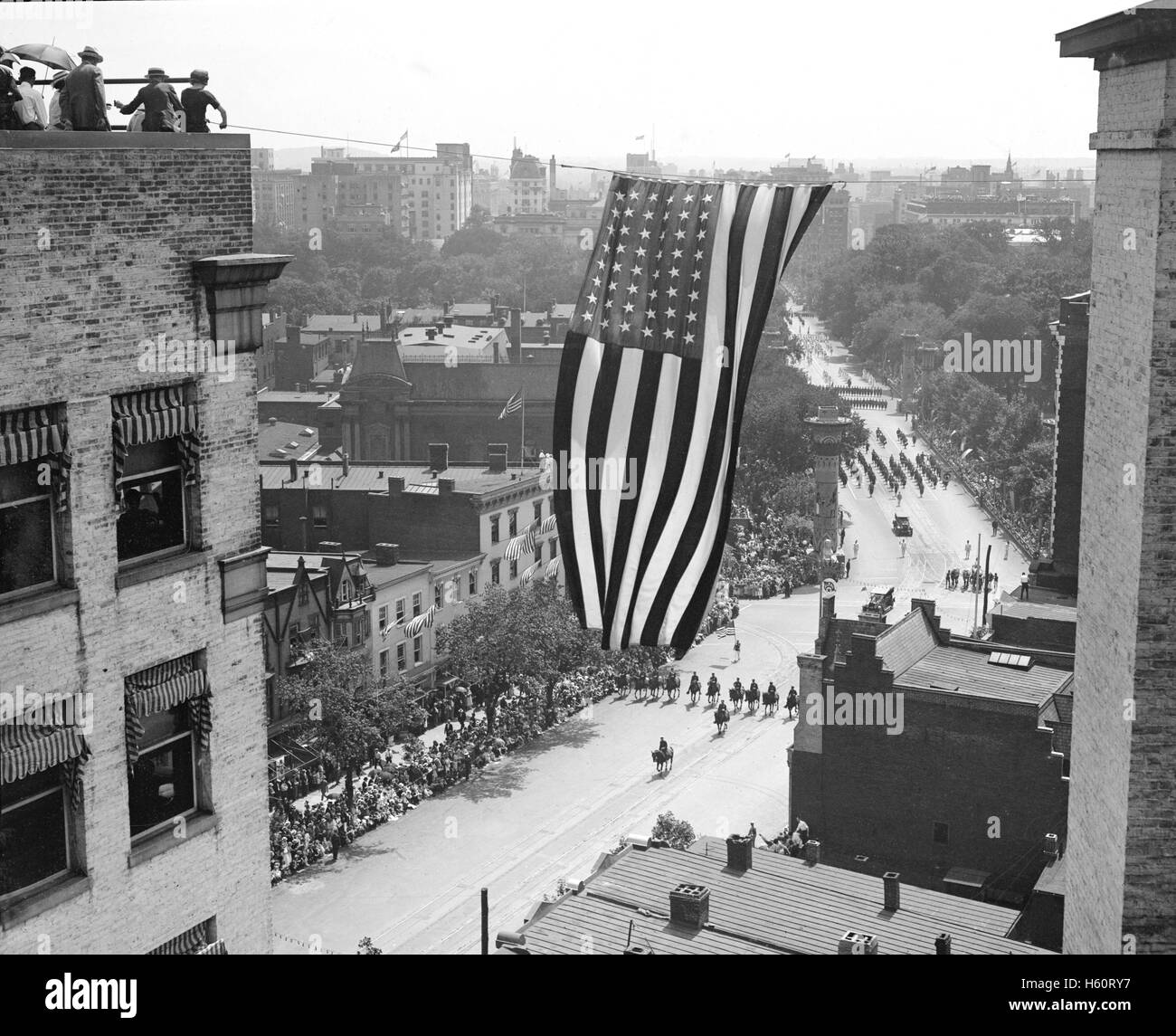 Retro American Flag Stock Photos   Retro American Flag Stock Images ... f1e4f8f85f05