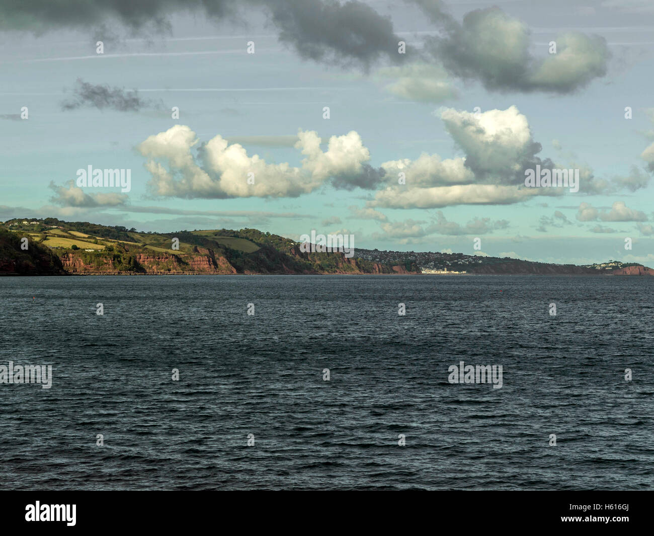 Babbacombe Beach Stock Photos & Babbacombe Beach Stock ...