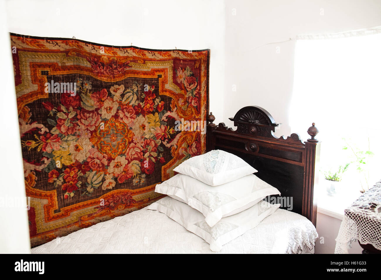 Interior With Russian Furniture Stock Photos & Interior With Russian ...