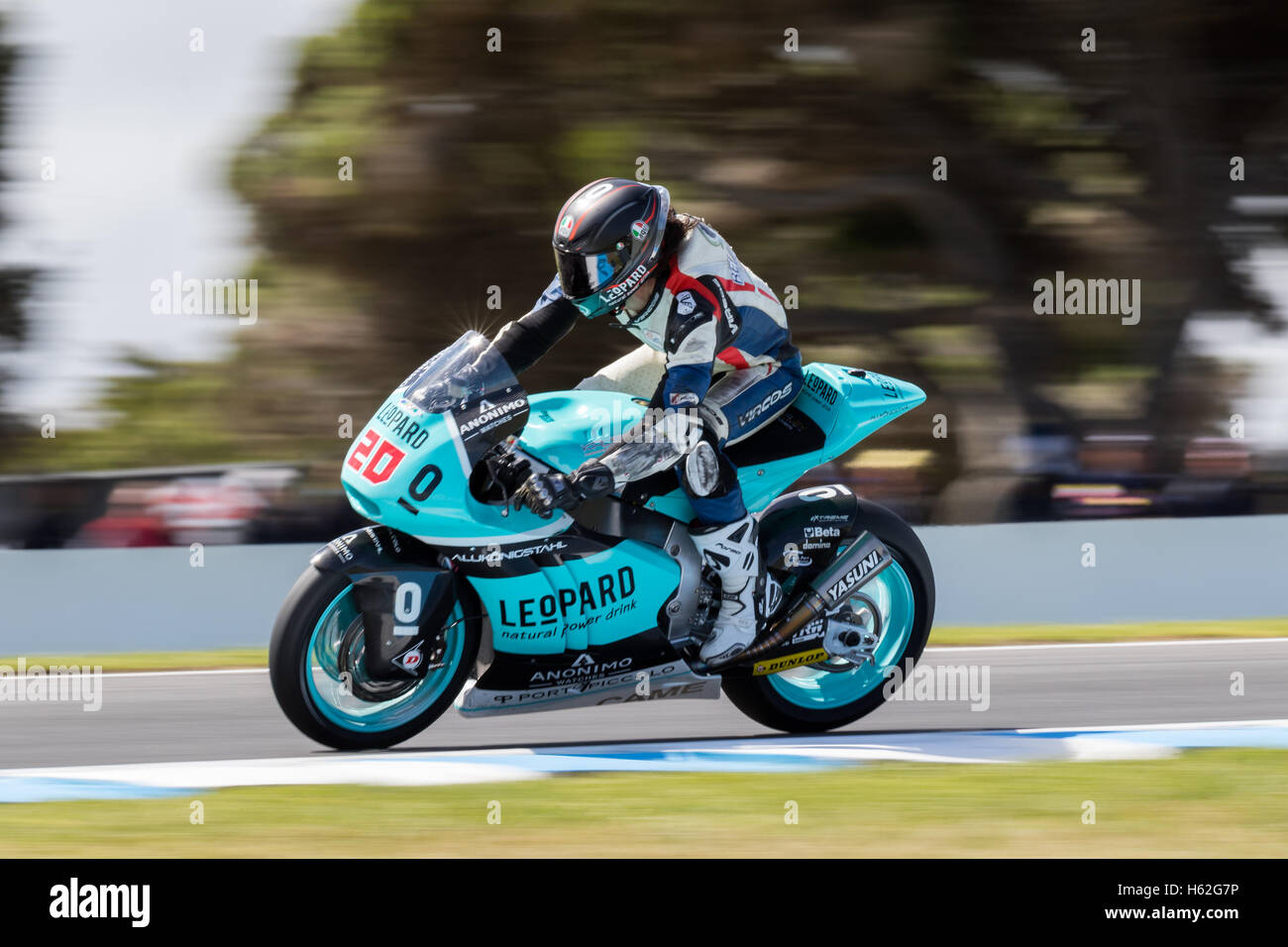 Melbourne, Australia. 23rd October, 2016.  during the 2016 Michelin Australian Motorcycle Grand Prix  at 2106 Michelin - Stock Image