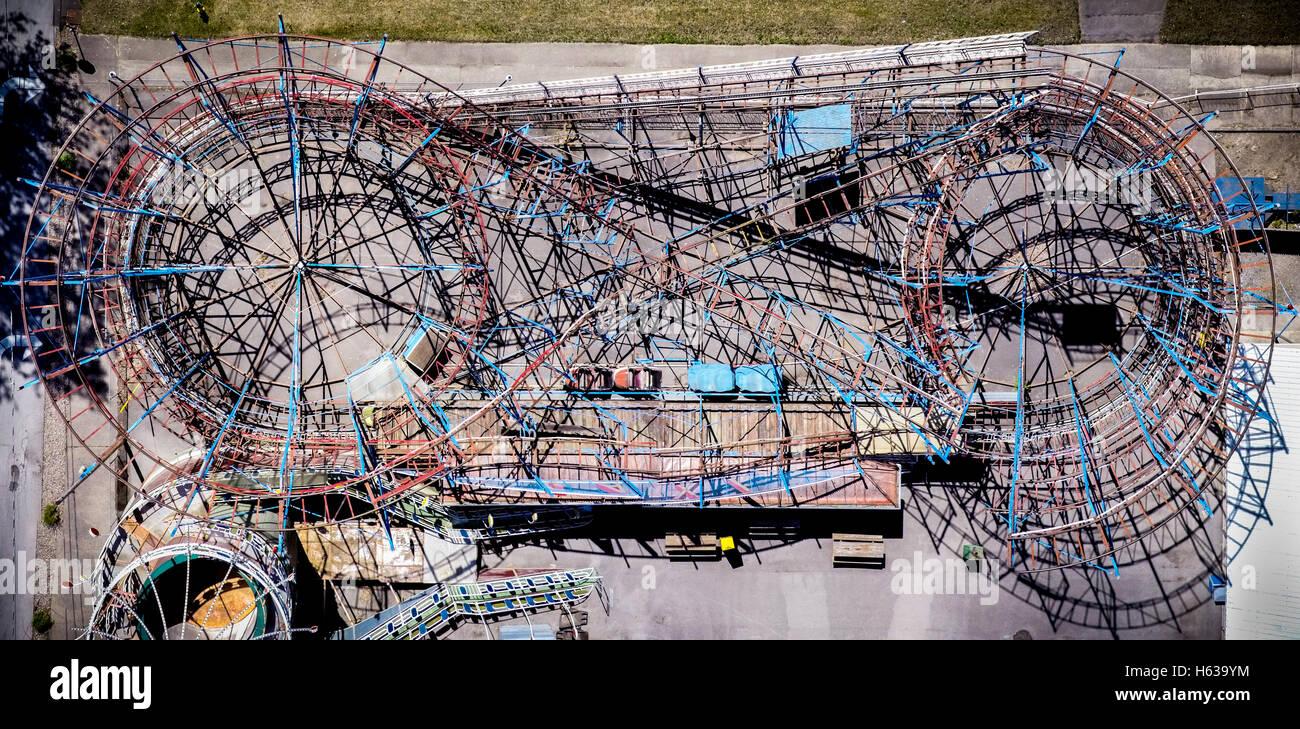 sylvan beach park roller coaster