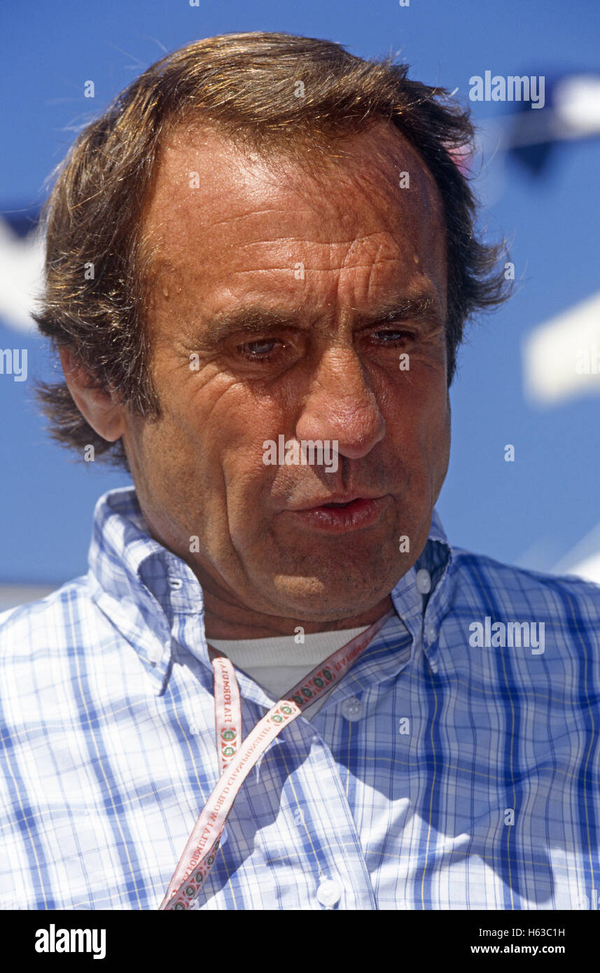 Emmerson Fittipaldi 1990s - Stock Image