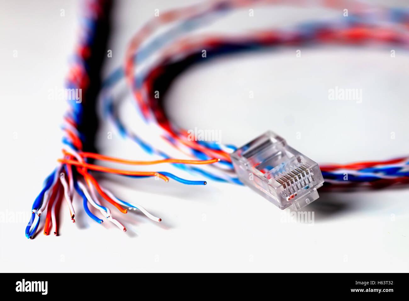 Excellent Lan Plug Wiring Basic Electronics Wiring Diagram Wiring Digital Resources Nekoutcompassionincorg