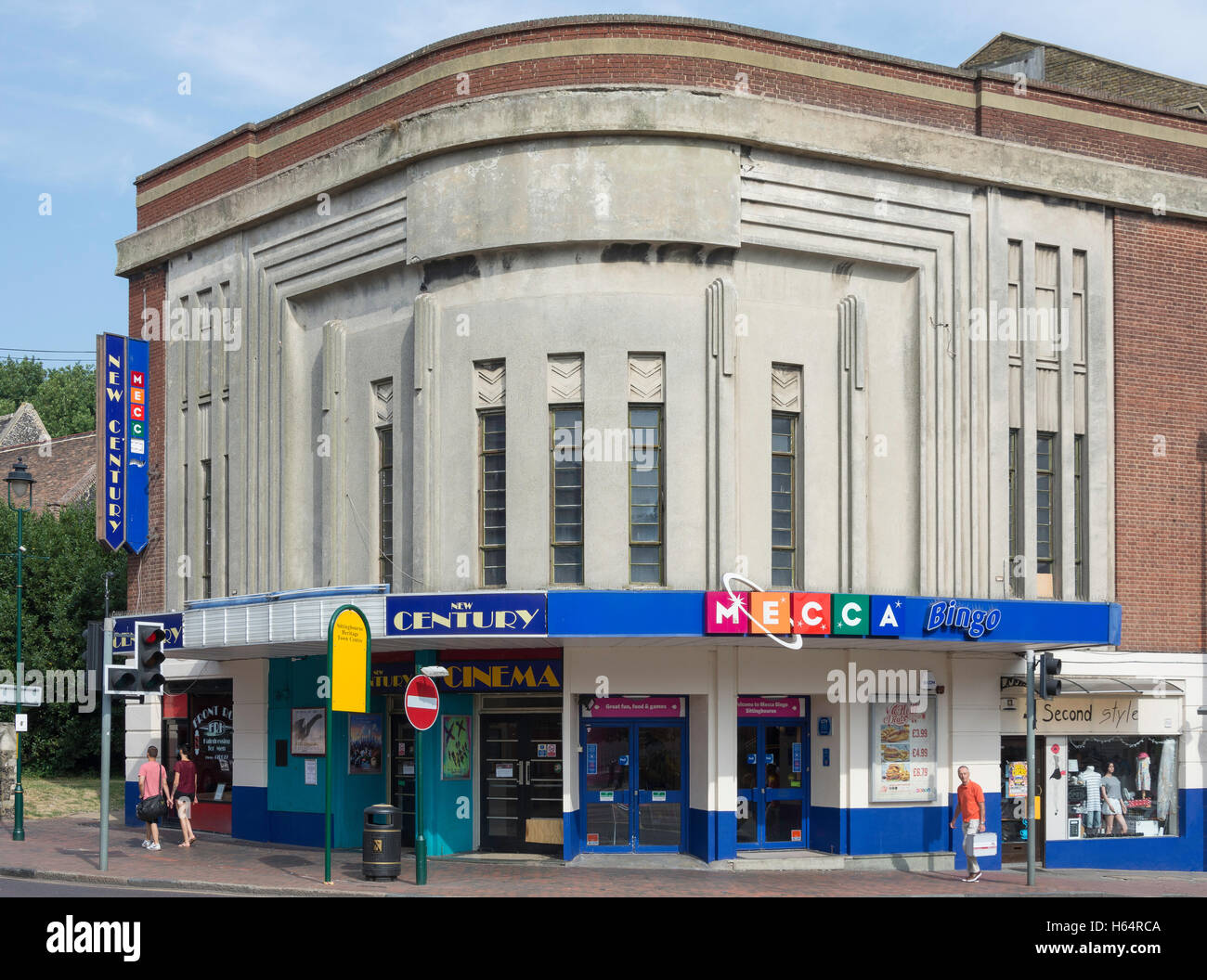 New Century Cinema, Sittingbourne High Street, Sittingbourne