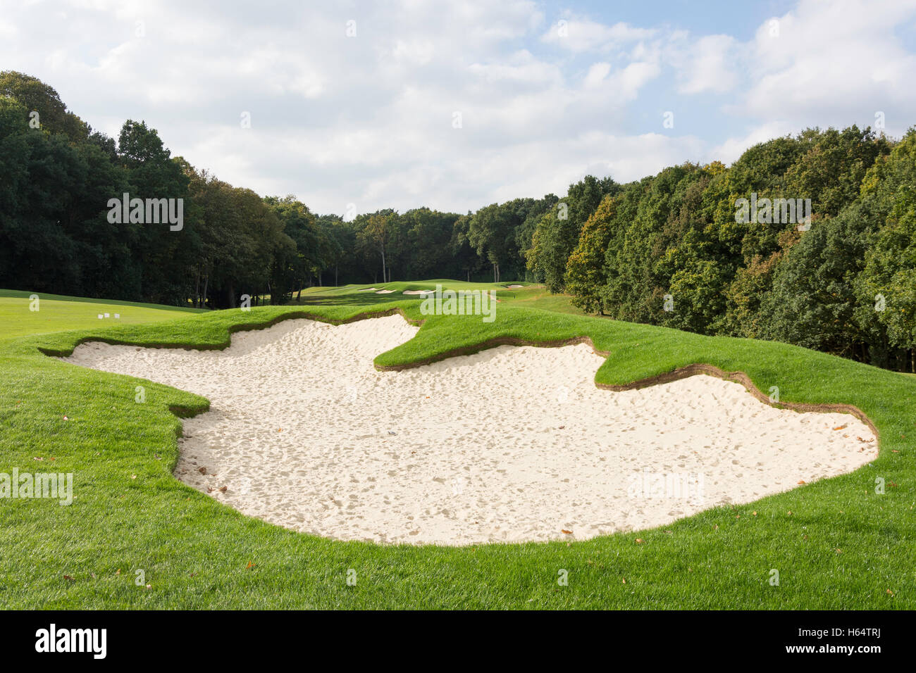 Wentworth Golf Stock Photos Amp Wentworth Golf Stock Images Alamy