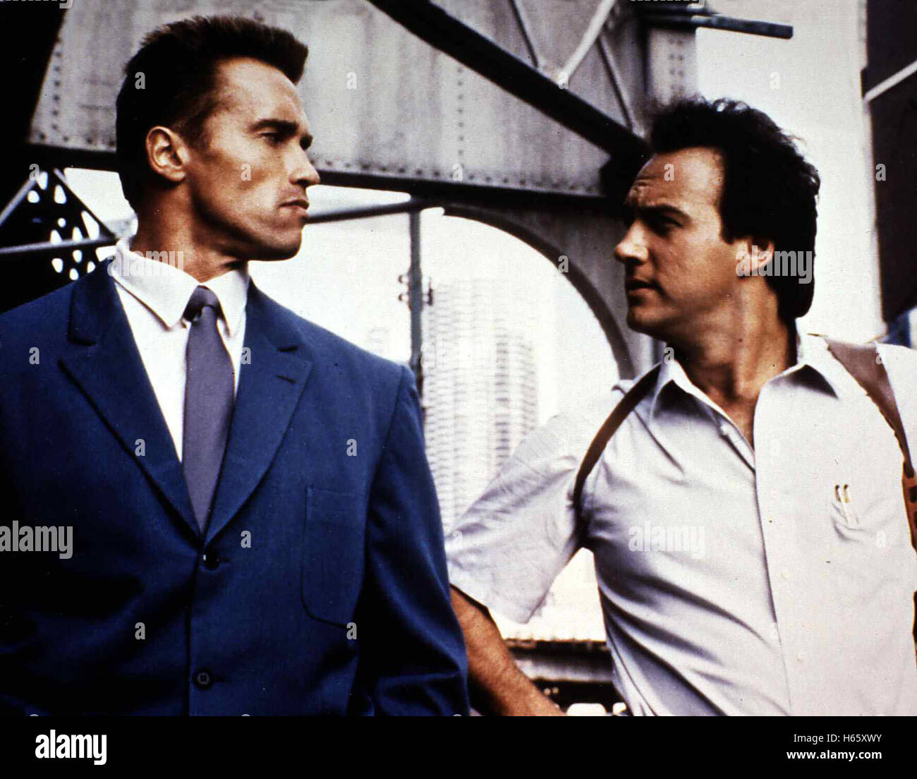 Red heat. How did the actors of the film for 30 years