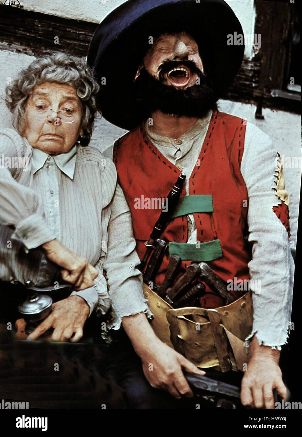 Der Räuber Hotzenplotz Deutschland 1974 Regie Gustav Ehmck Stock