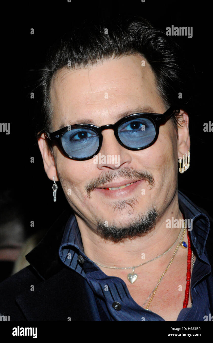Steeper Johnny Depp: the son of Senchukova and Rybin became a macho with respect to him 06.02.2018 85