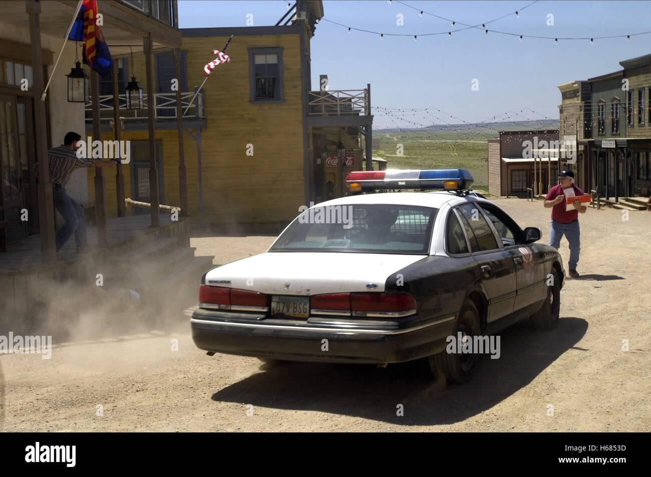 POLICE CAR CONSPIRACY (2008) - Stock Image