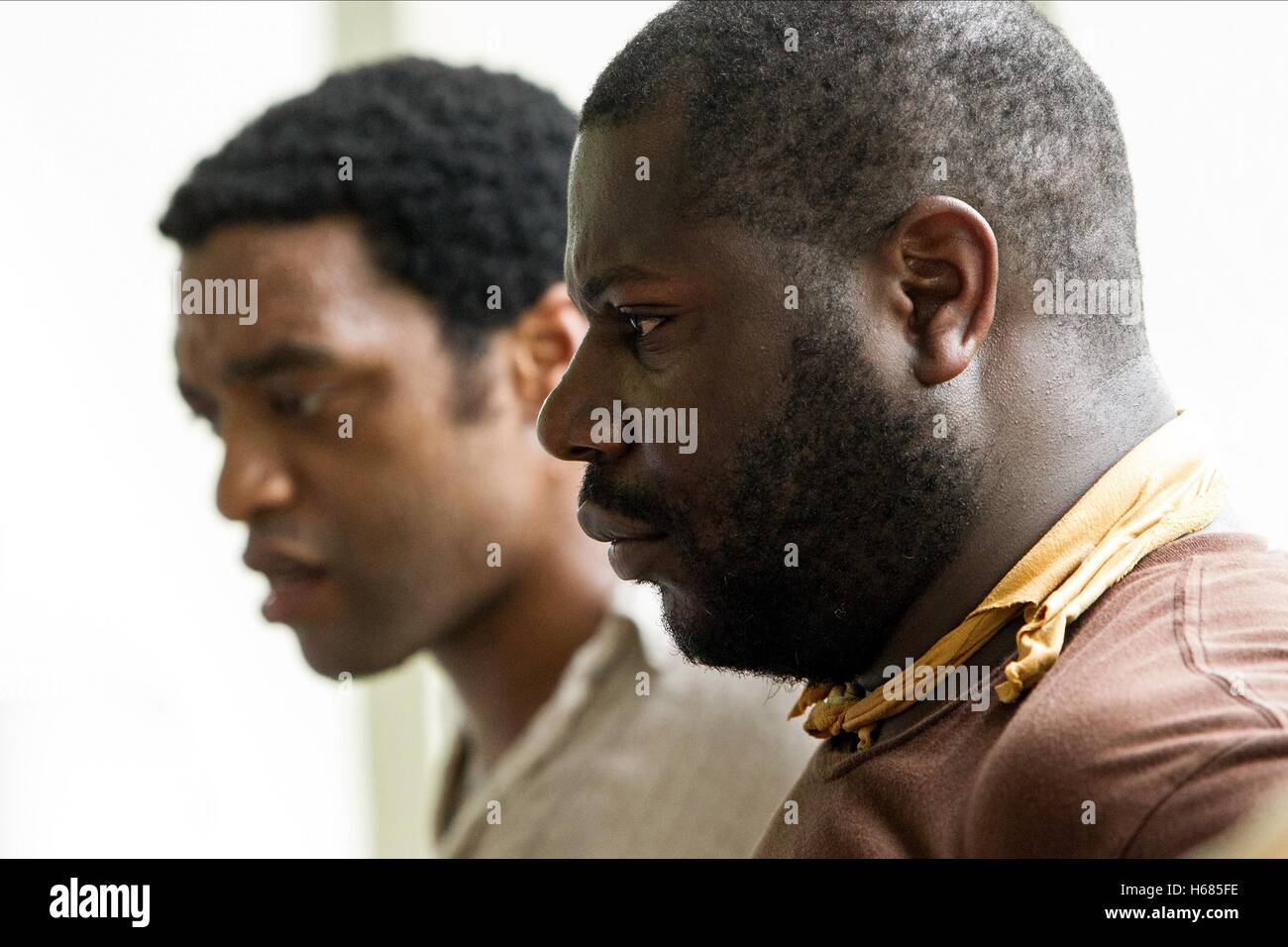 Chiwetel Ejiofor Steve Mcqueen 12 Years A Slave 2013 Stock Photo Alamy