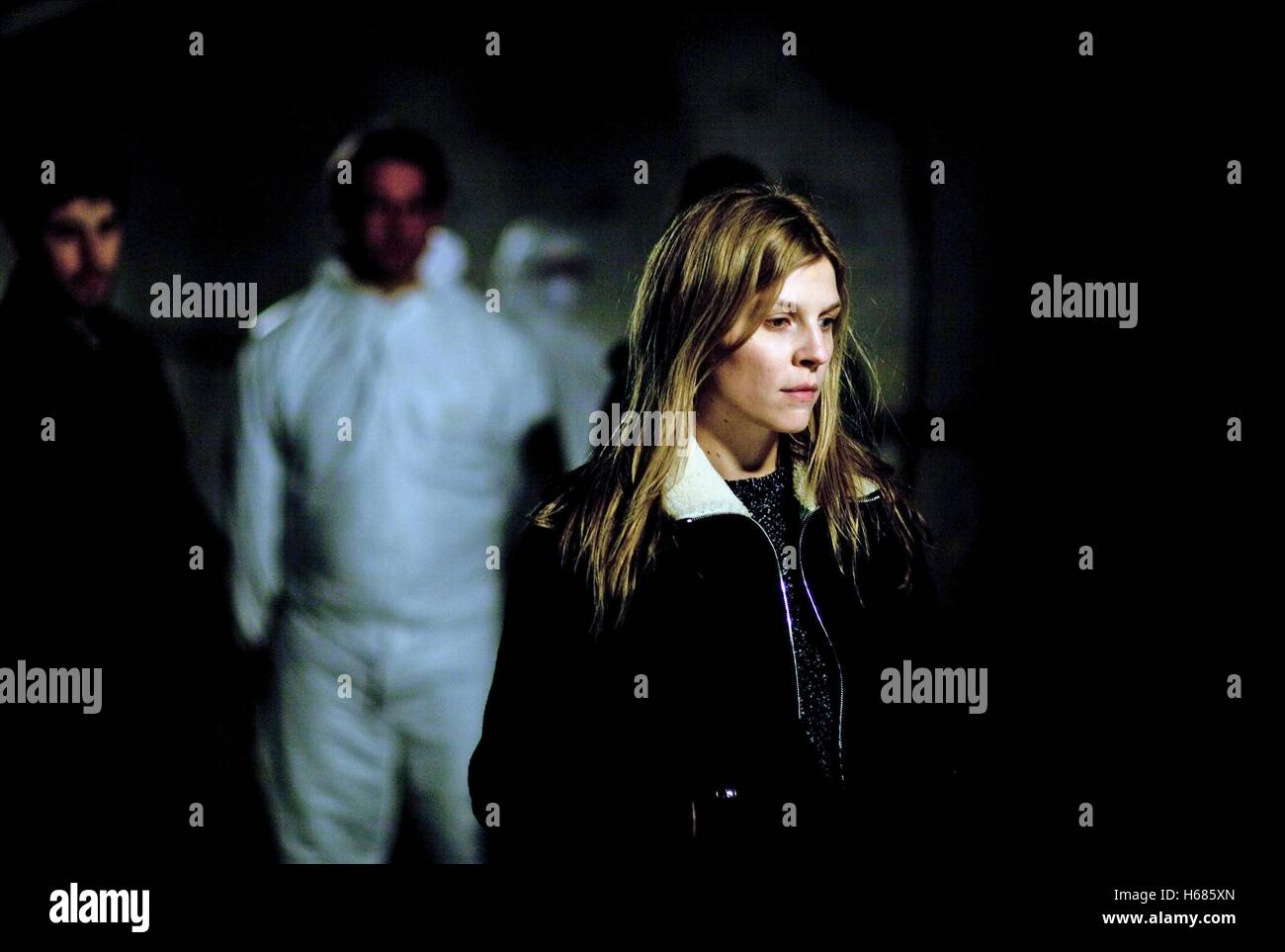 CLEMENCE POESY THE TUNNEL (2013) - Stock Image