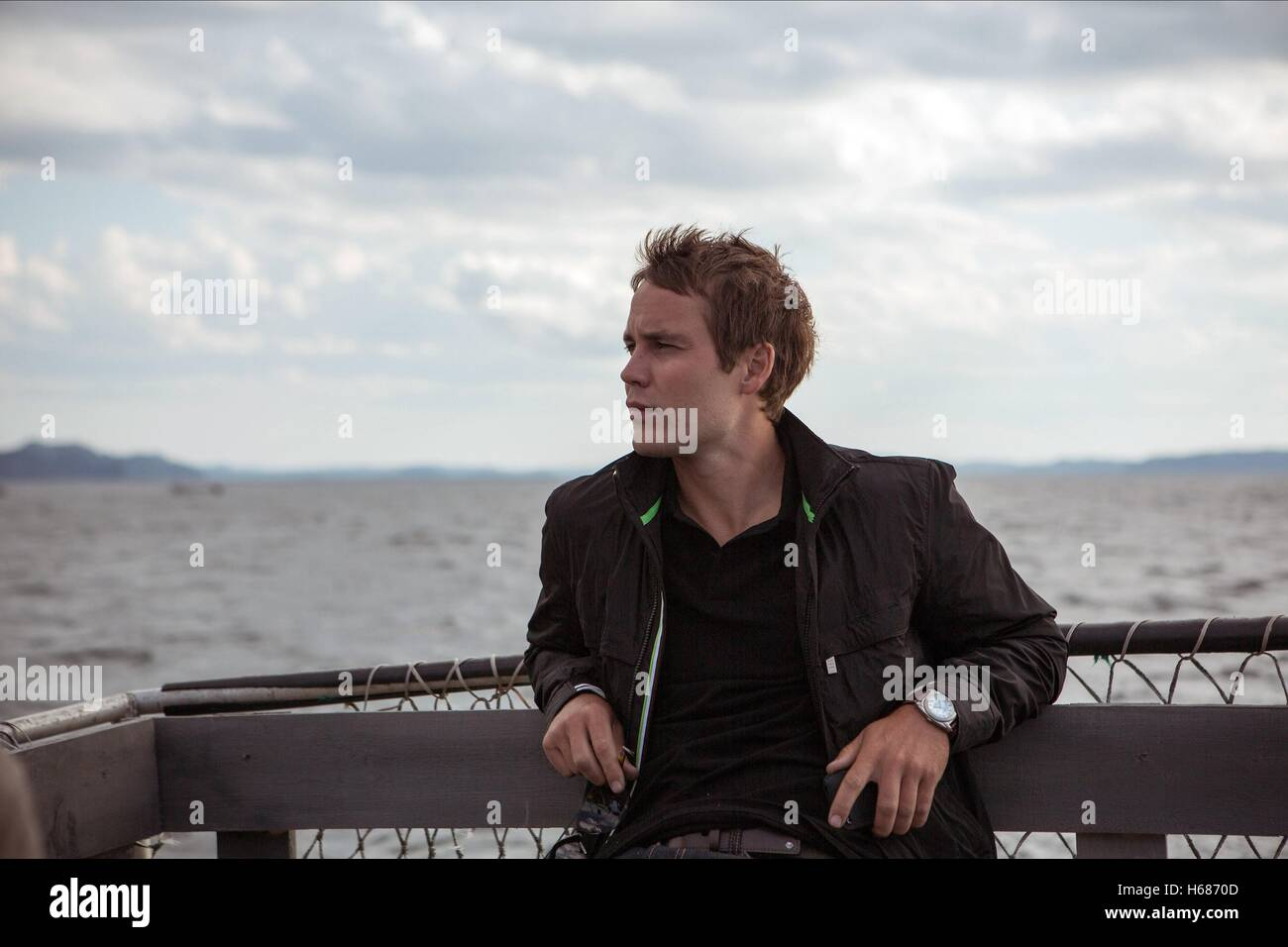 TAYLOR KITSCH THE GRAND SEDUCTION (2013) - Stock Image