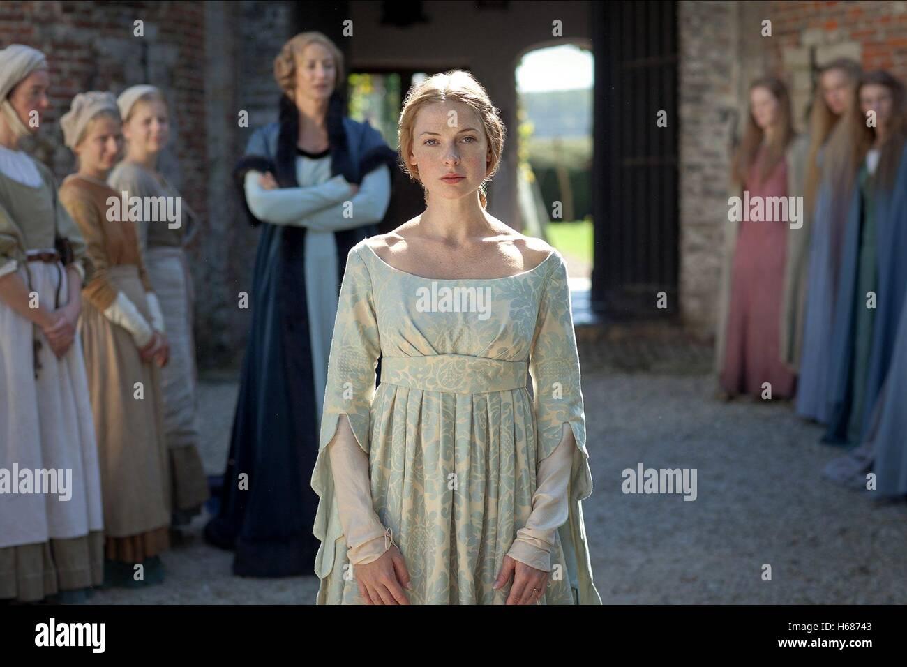 Rebecca ferguson in the white queen