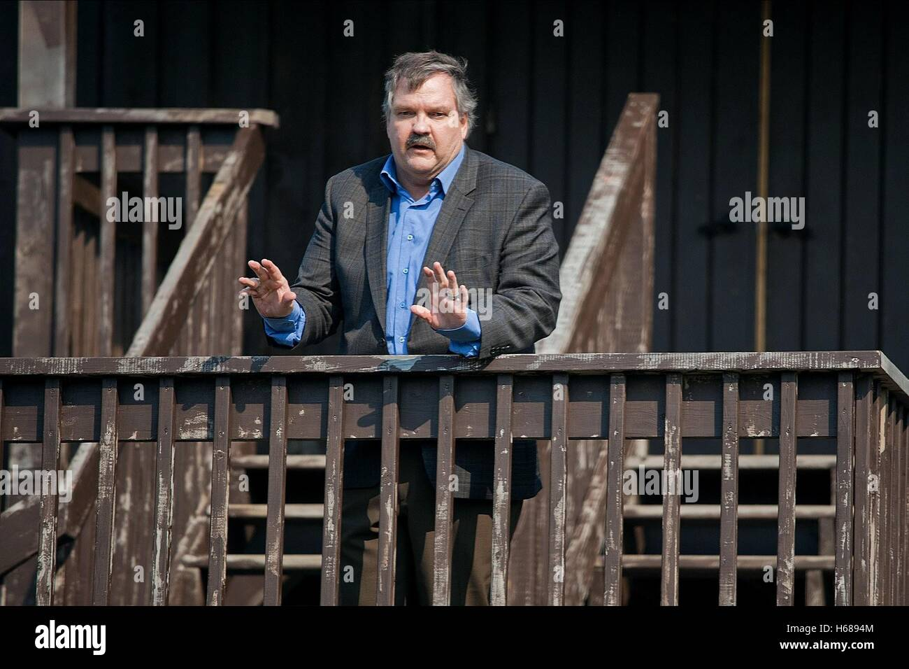 MEAT LOAF STAGE FRIGHT (2014) - Stock Image