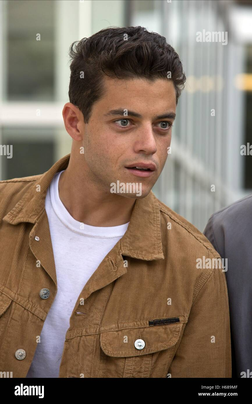 Rami Malek Need For Speed 2014 Stock Photo Alamy