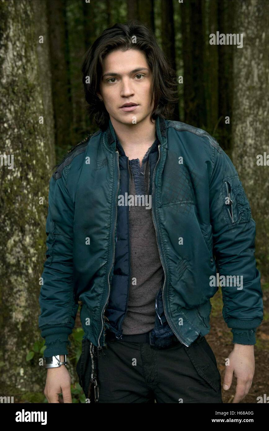THOMAS MCDONELL THE HUNDRED; THE 100 (2014) - Stock Image