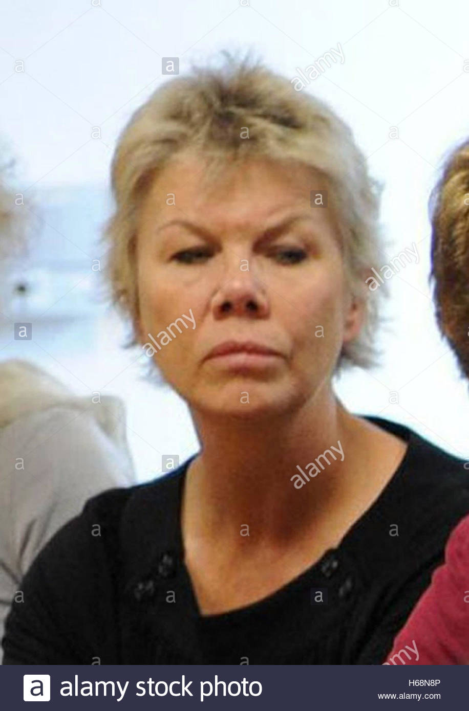 File photo dated 20/10/2008 of Daily Mail advice columnist Sally Brampton died from suicide after health professionals - Stock Image