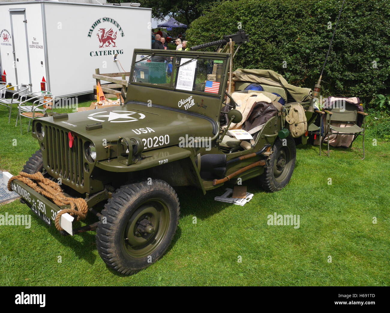 Willys Jeep Stock Photos & Willys Jeep Stock Images - Alamy